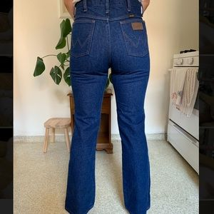 INSANE perfect condition vintage Wranglers - 30""